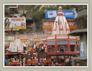 Ganga Temple Haridwar