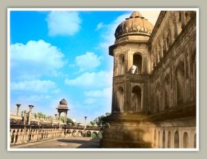 Lucknow's bara imambara