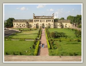 Lucknow's Bara Imam bara