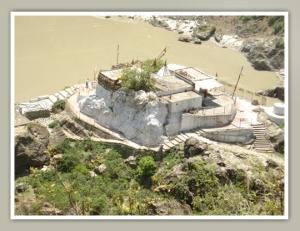 Dhari devi temple in Srinagar(Garhwal)