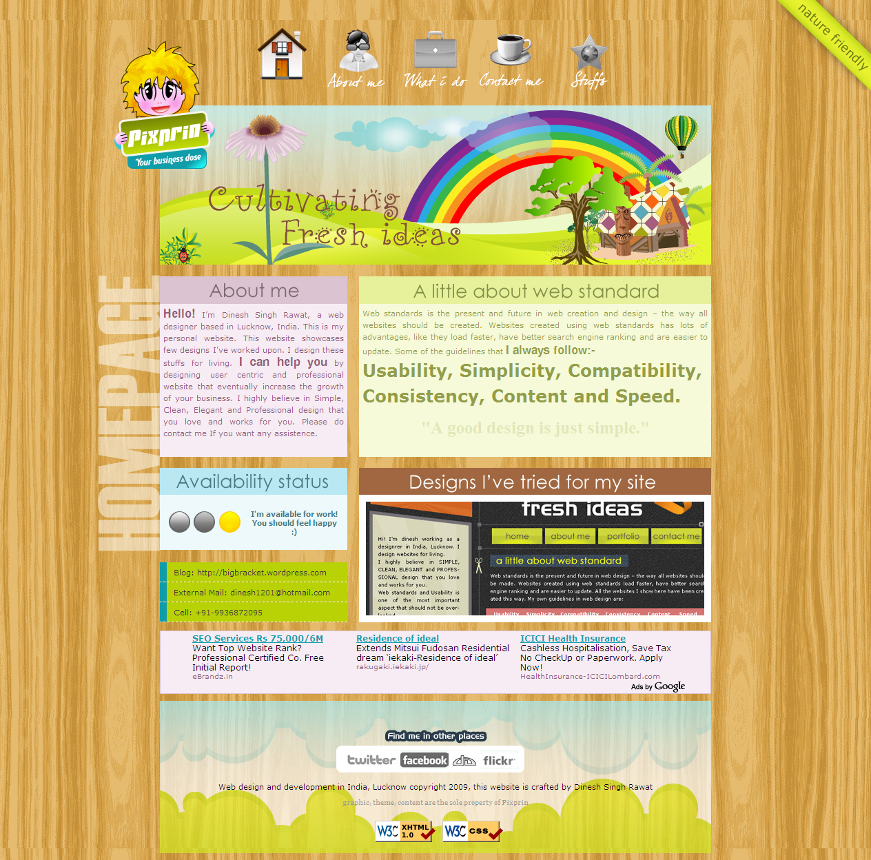 Web Page Design Ideas website design ideas web design ideas Web Portfoliobigbracket