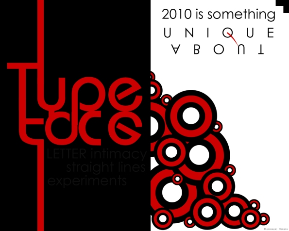 typography wallpaper
